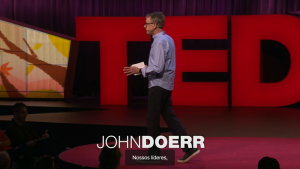 Ted John Doerr - Alta performance